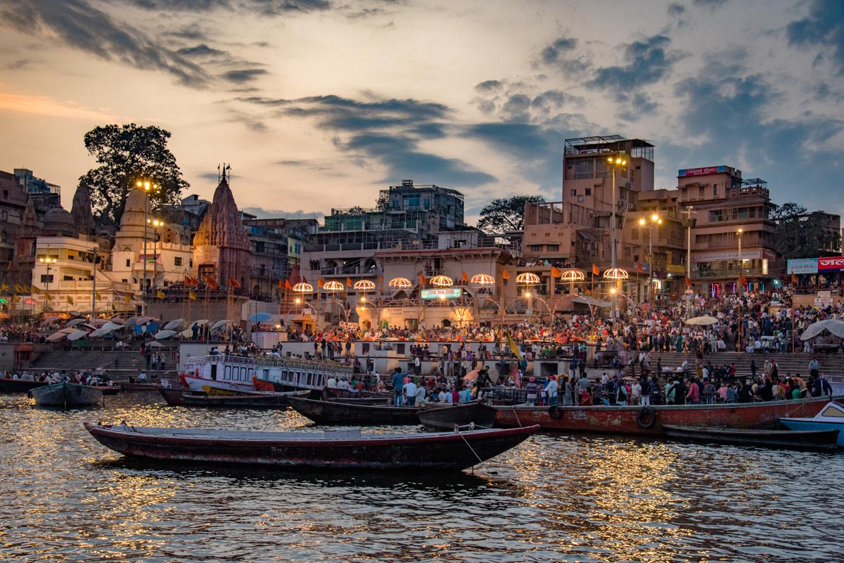 Varanasi Photo Tour Pictures