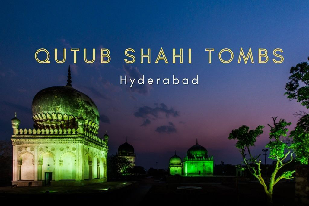 Qutab Shahi Tombs