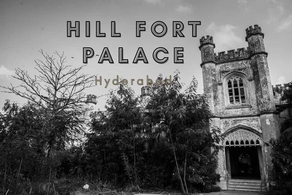 Hill Fort Palace Hyderabad