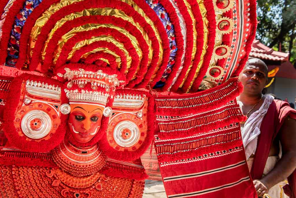 Theyyam Photography Tour 2021